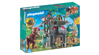 Playmobil - Dinos Ruin with lookout