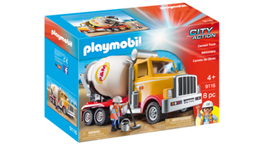 Playmobil brault bouthillier - Betonniere playmobil ...