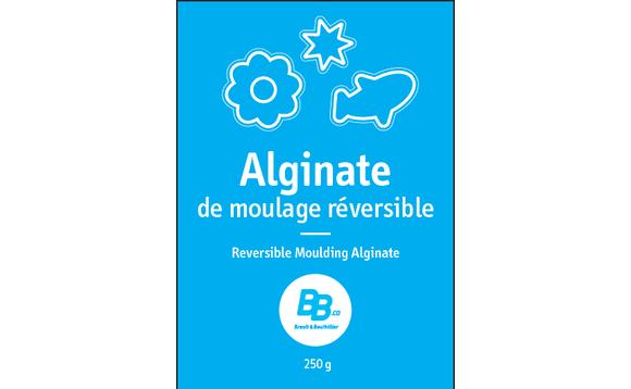 B&B Reversible Alginate - Brault & Bouthillier