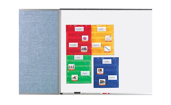 Populaire Murales à pochettes magnétiques - Brault & Bouthillier WU12