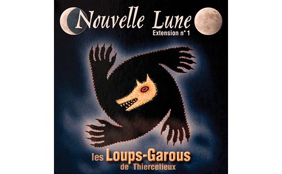 Loups Garous de Thiercelieux (Les)  Extension Nouvelle Lune  Jeux de