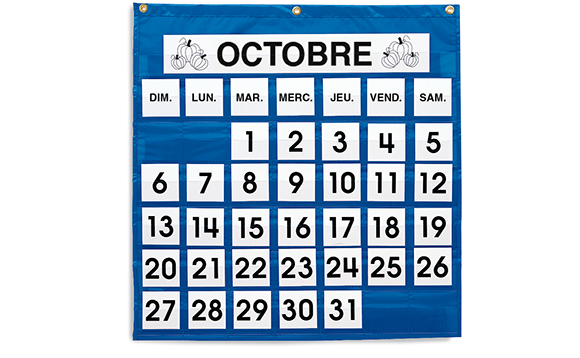 Populaire Calendrier à pochettes - Brault & Bouthillier WU12
