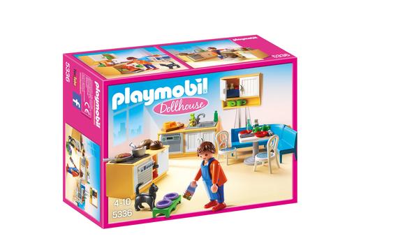 Playmobil cuisine et salle manger brault bouthillier for Salle a manger playmobil
