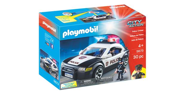 playmobil voiture de police brault bouthillier. Black Bedroom Furniture Sets. Home Design Ideas