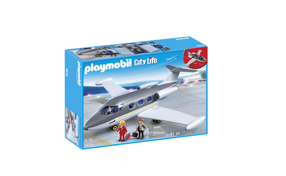 playmobil jet priv de luxe brault bouthillier. Black Bedroom Furniture Sets. Home Design Ideas
