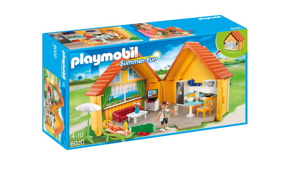 playmobil maison transportable brault bouthillier. Black Bedroom Furniture Sets. Home Design Ideas