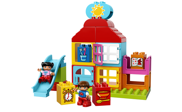 lego duplo ma premi re maison brault bouthillier. Black Bedroom Furniture Sets. Home Design Ideas