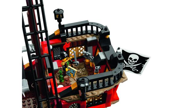 lego pirates le bateau pirate brault bouthillier. Black Bedroom Furniture Sets. Home Design Ideas