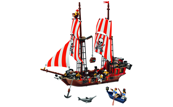 lego pirates le bateau pirate brault bouthillier. Black Bedroom Furniture Sets. Home Design Ideas