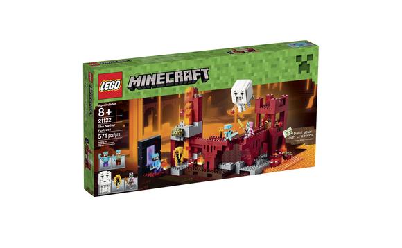 lego minecraft la forteresse du nether brault bouthillier. Black Bedroom Furniture Sets. Home Design Ideas