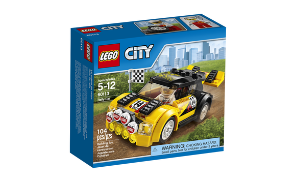 lego city la voiture de rallye brault bouthillier. Black Bedroom Furniture Sets. Home Design Ideas