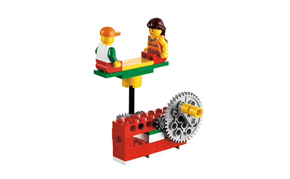 Lego Education Simple Machines Set Brault Bouthillier