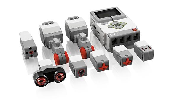 Mindstorms Ev3 Core Set And Software Brault Bouthillier