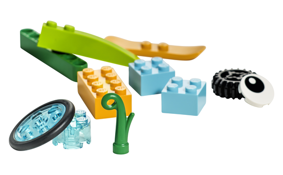 LEGO Education WeDo 2.0 Construction Set and Software Station for ...