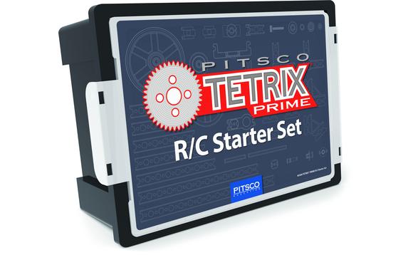 Tetrix Prime Rc Starter Set Brault Bouthillier