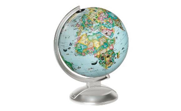 Globe lumineux pour enfants 25 cm brault bouthillier for Globe lumineux exterieur
