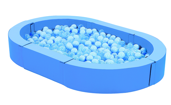 Babimodules piscine balles le grand bain brault for Piscine a boule en mousse
