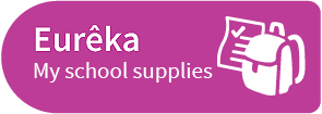 Eureka - my school supplies