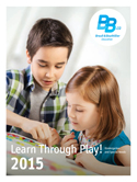 BB Education - Learn Through play - Kindergarten & Special Needs 2015