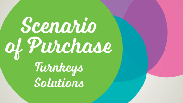 Turnskey solutions