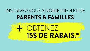 Inscription infolettre