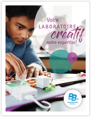 Votre laboratoire créatif, notre expertise!